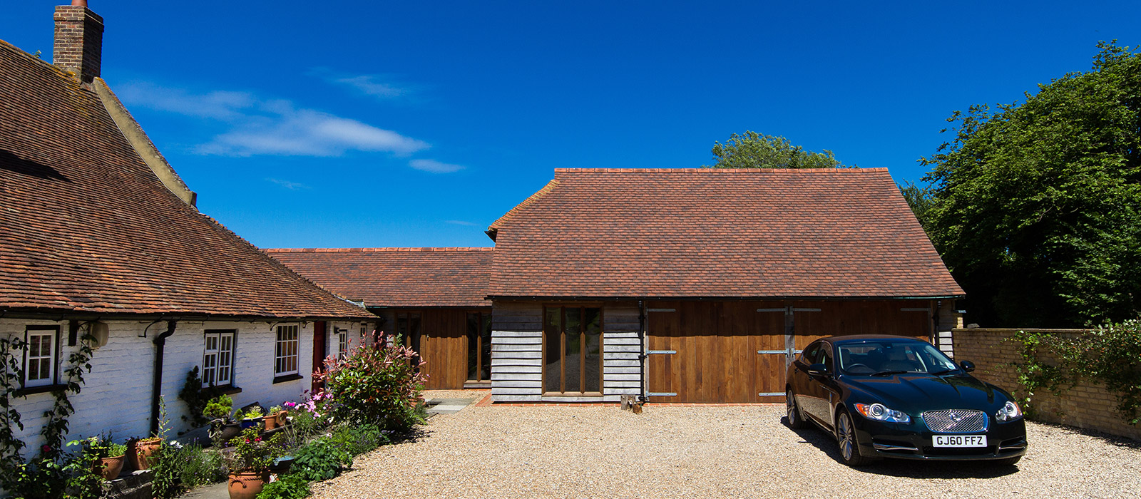 gyd-architecture - The Old Farmhouse Canterbury