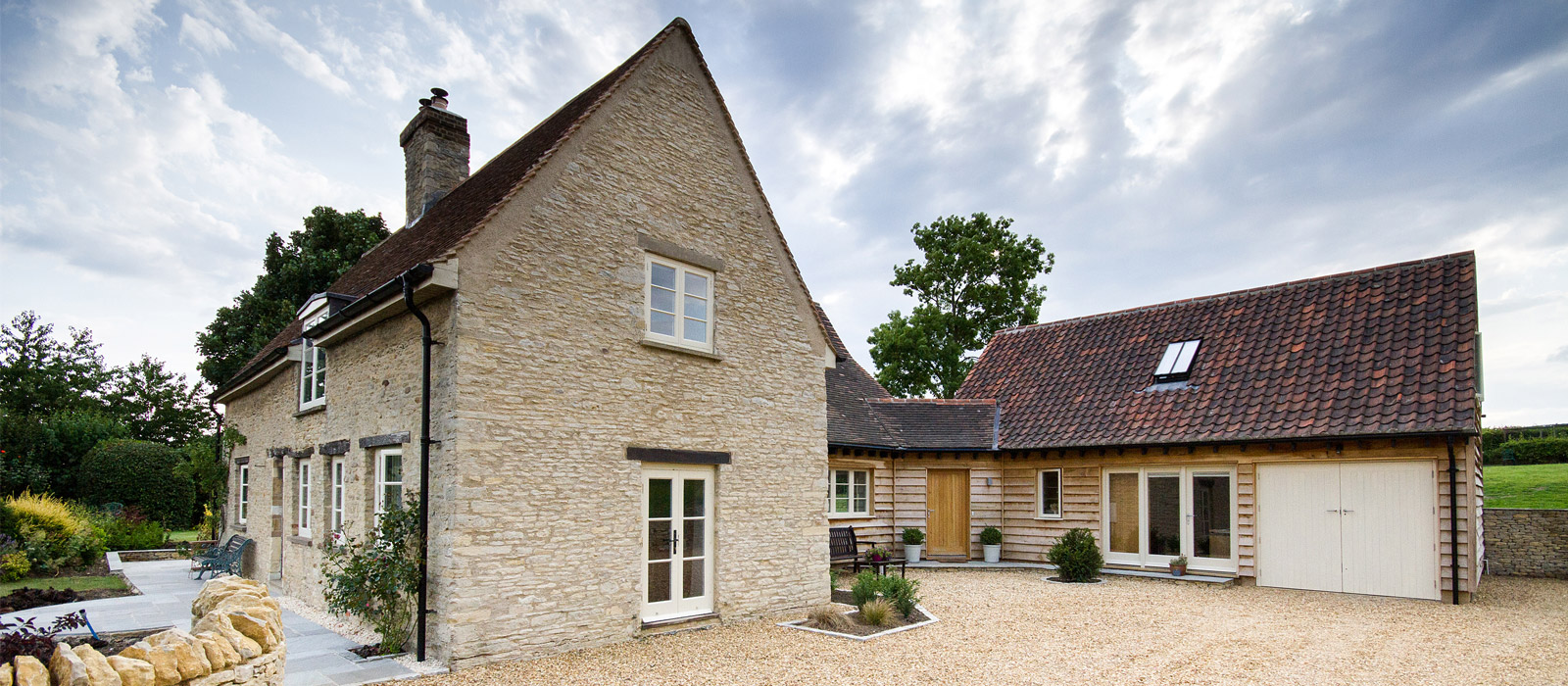 gyd-architecture | listed building extension and renovation