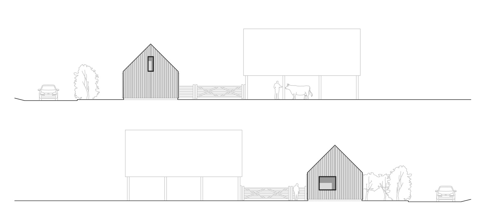 gyd architecture | elevations