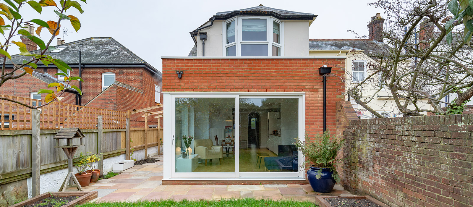gyd-architecture | rear glazed extension