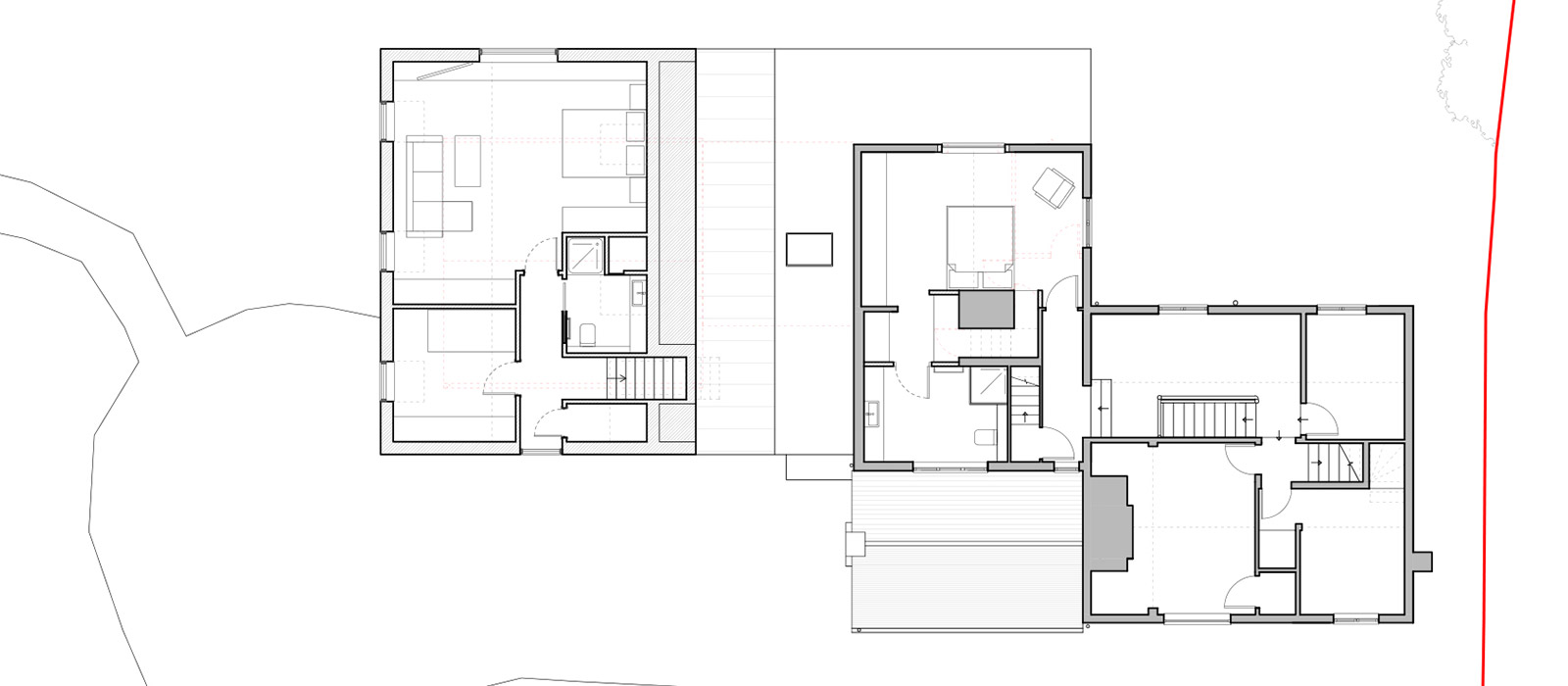 gyd-architecture | Proposed first floor plan
