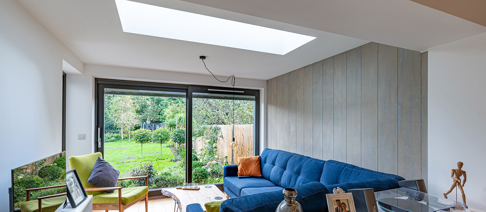 gyd-architecture | contemporary internal cladding