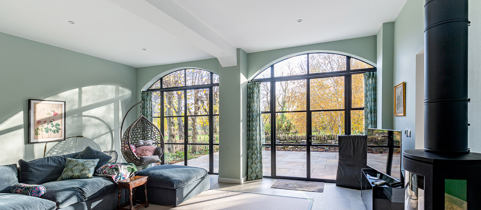 gyd-architecture | new contemporary windows