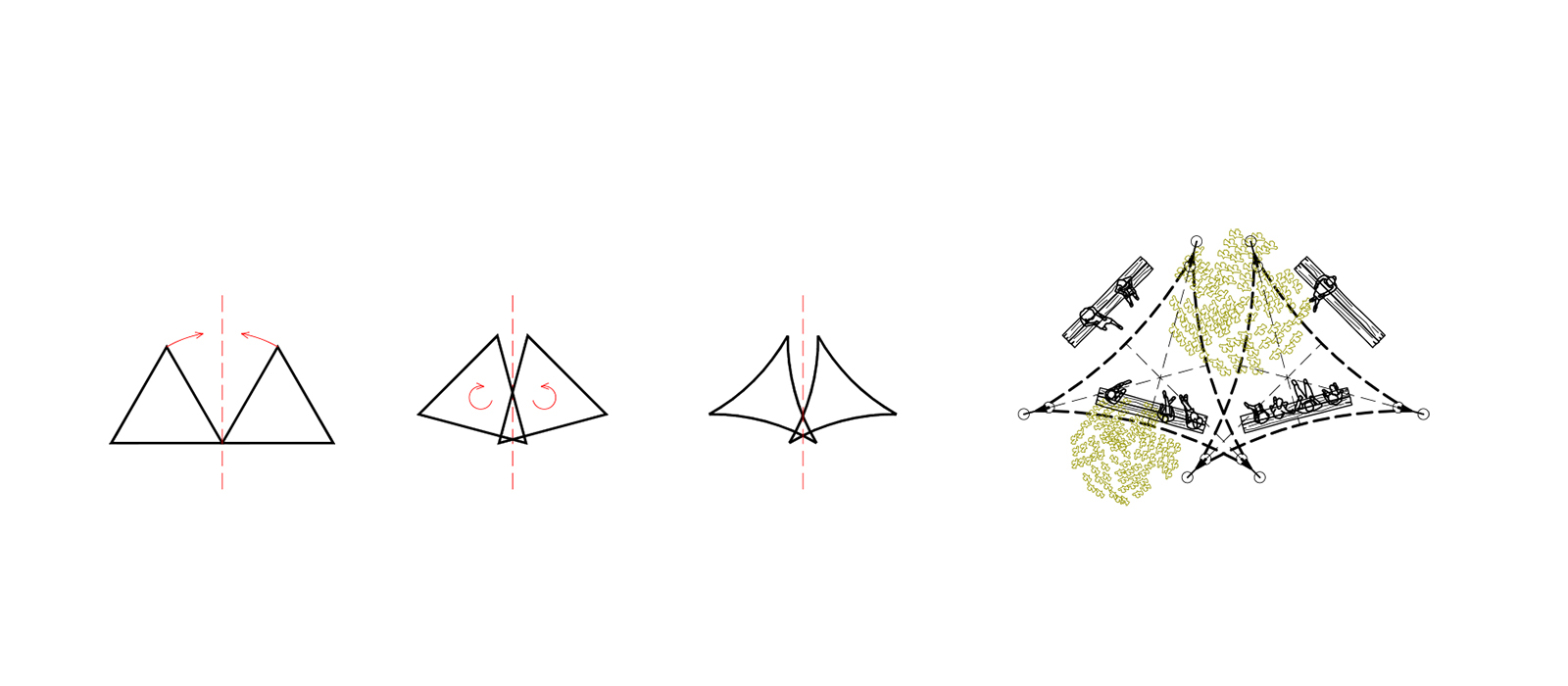 gyd-architecture   exploring structural canopies
