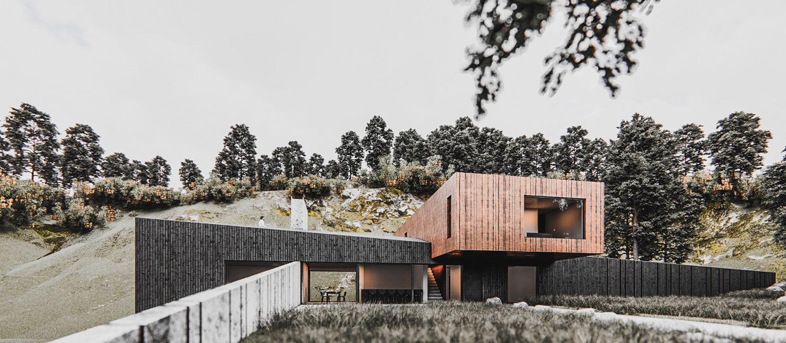 gyd-architecture | contemporary house build