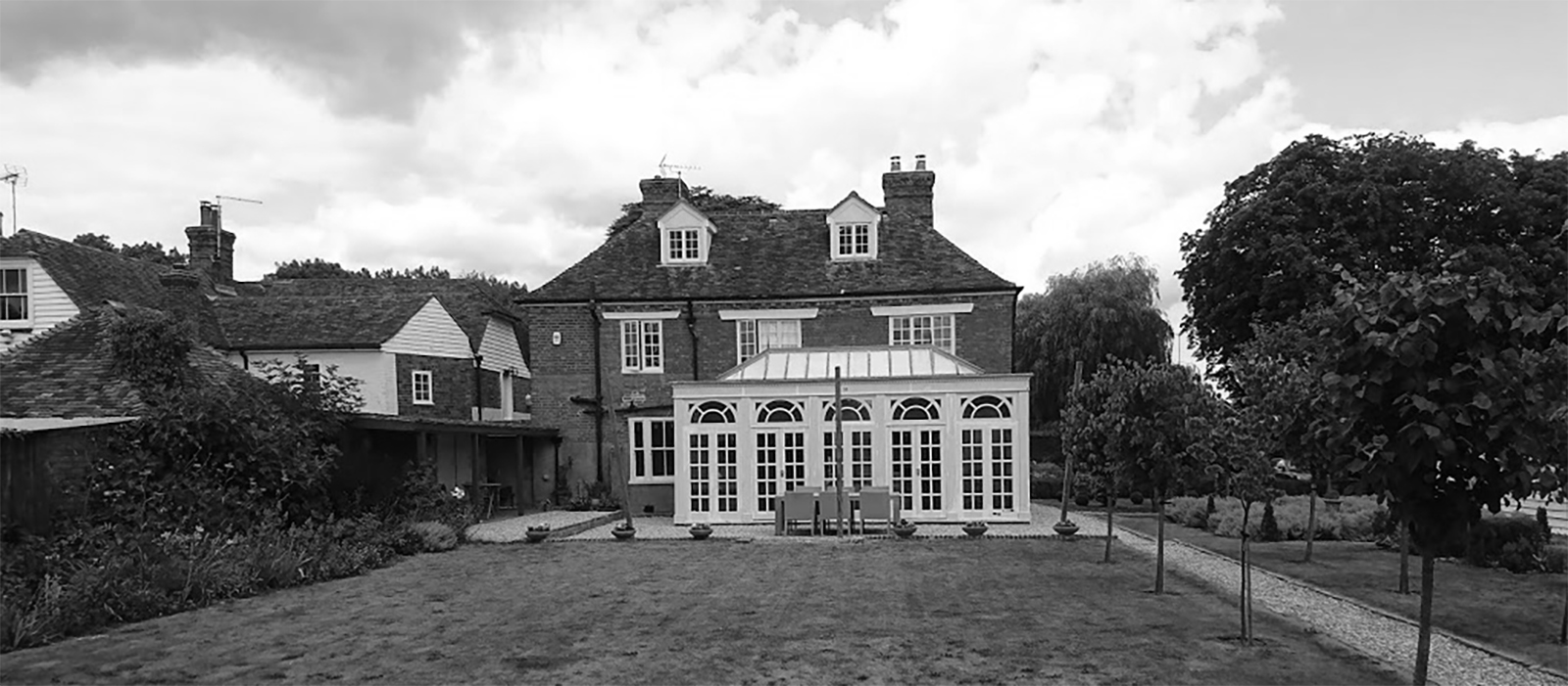 gyd-architecture | the old orangery